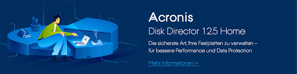 Disk Director 12.5 Home